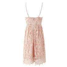 Bohemian Boho Chic Floral White Lace Midi Dress for Teens - www.GlamaniBeauty.com #dresses