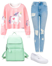 Spring School Outfit Ideas for Teen Girls Teenagers - Cute Summer Fashion Style - www.GlamantiBeauty.com