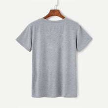 Edgy Punk Summer Outfit Ideas for Teen Girls for School  - See & Hear No Evil Skulls Grey T-Shirt Tee for Women - www.GlamantiBeauty.com #summerstyle #outfits