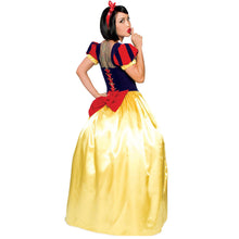 Disney's Snow White Long Womens Halloween Costume