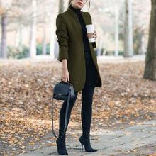 Classy Fall Outfit Ideas for Women - Elegant Peacoat Jacket in Dark Greeen - www.GlamantiBeauty.com #outfits