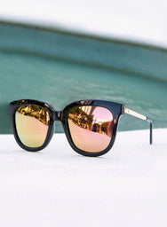 Ulla Full Frame Mirrored Sunnies at $ 28.00 only sold at And Well Dressed Online Fashion Store Singapore