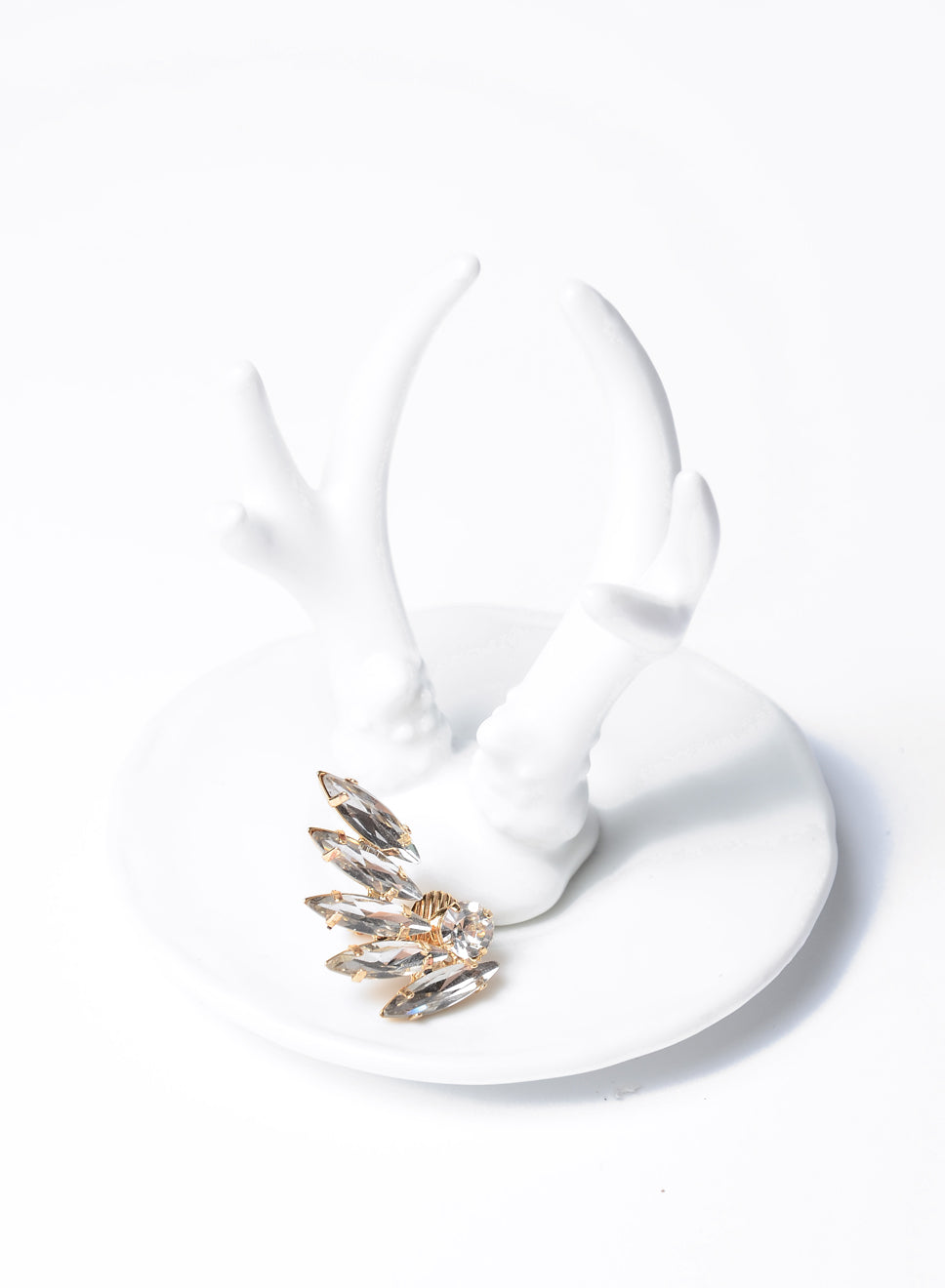 LILOU MINI WING EAR CUFF (GOLD) at $ 10.00 only sold at And Well Dressed Online Fashion Store Singapore