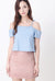 DREAMER Crochet Skirt (Dusk Pink) at $ 16.80 only sold at And Well Dressed Online Fashion Store Singapore