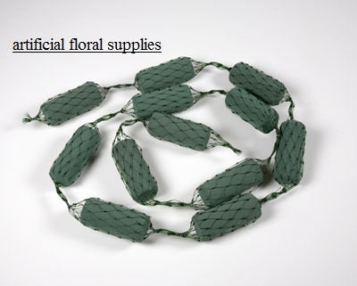 Oasis Floral Foam Netted Garland