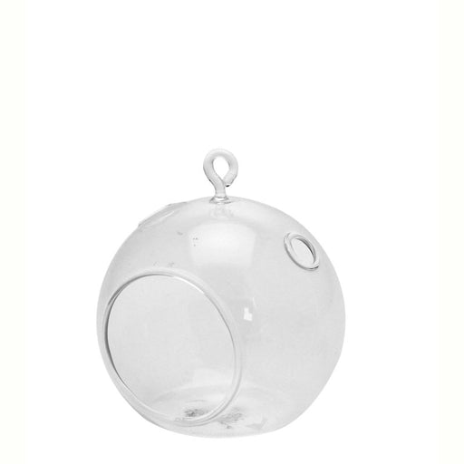 Glass Hanging Bubble Ball x 10cm