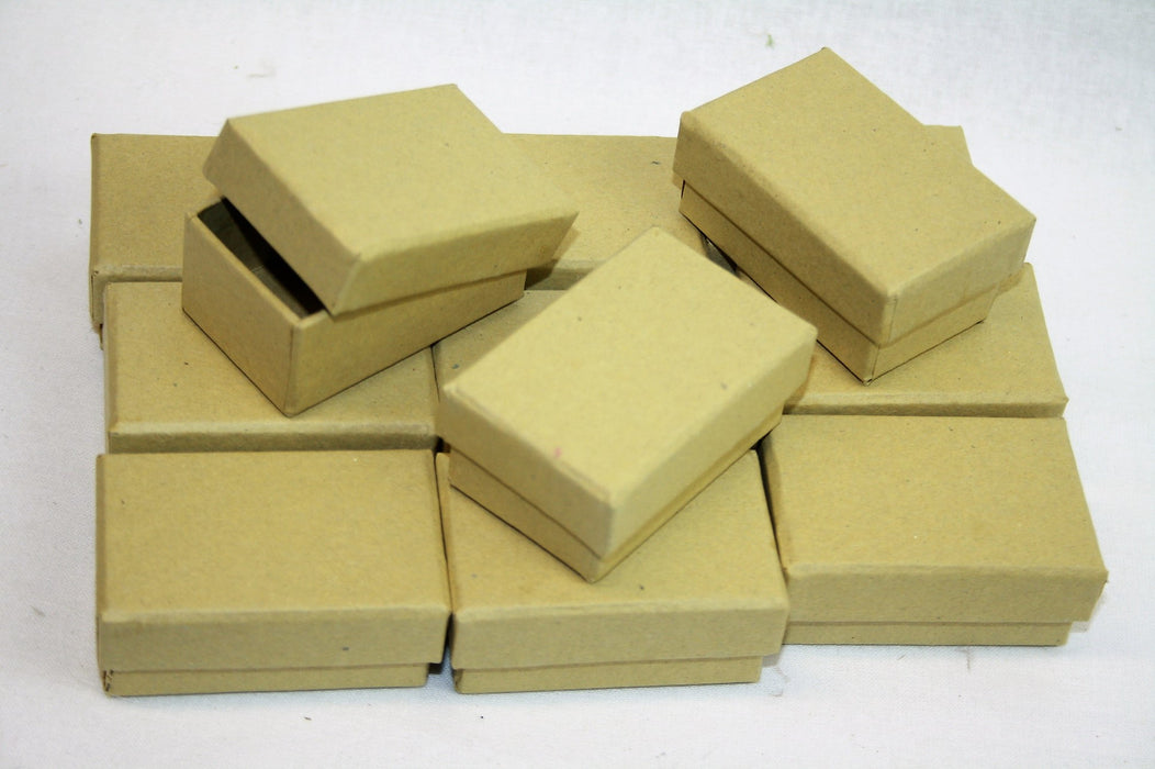 Mini Craft Boxes Rectangle Pack of 12