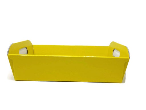 Yellow Cardboard Hamper Box