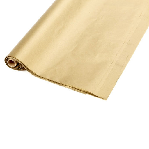 Metallic Tissue Paper x 48 Sheets - Gold