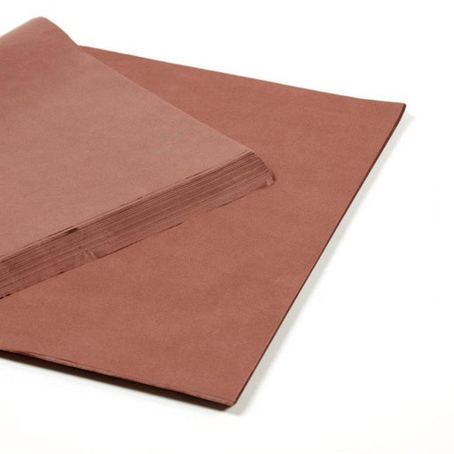 Full Ream of Tissue Paper Chocolate Brown 240 sheets