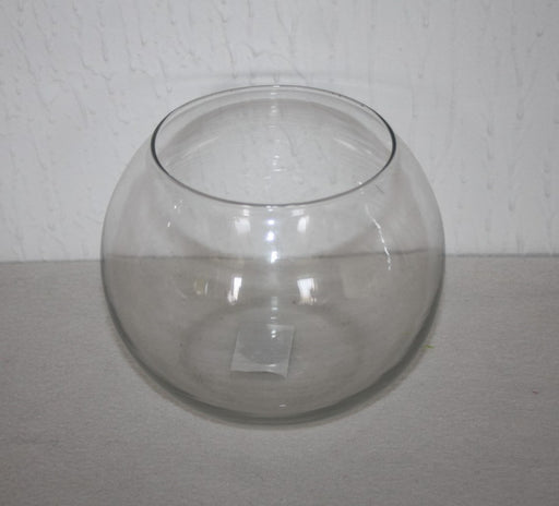 Glass Fish Bubble Bowl - 6""