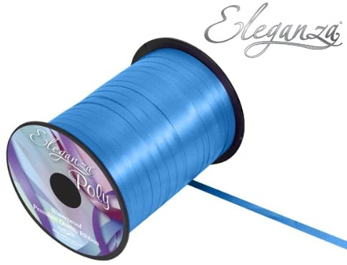 5mm x 500yds Curling Ribbon - Turquoise