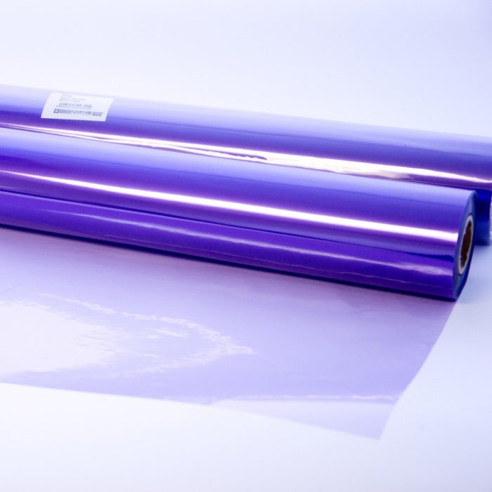 Tinted Lilac Cellophane Roll