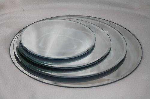 "Single 20cm / 8"" Mirror Plate"