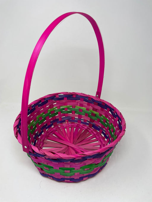 Large Easter Basket - Cerise