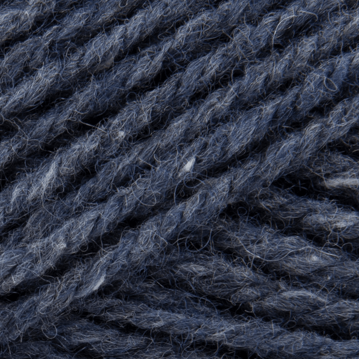Wool Blend Aran x 100g - Airforce