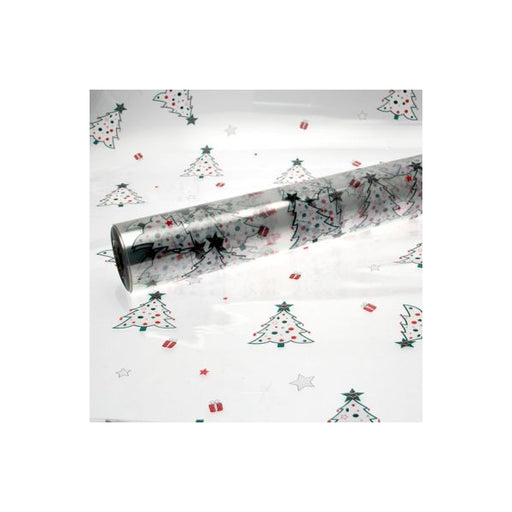 Christmas Tree  Cellophane