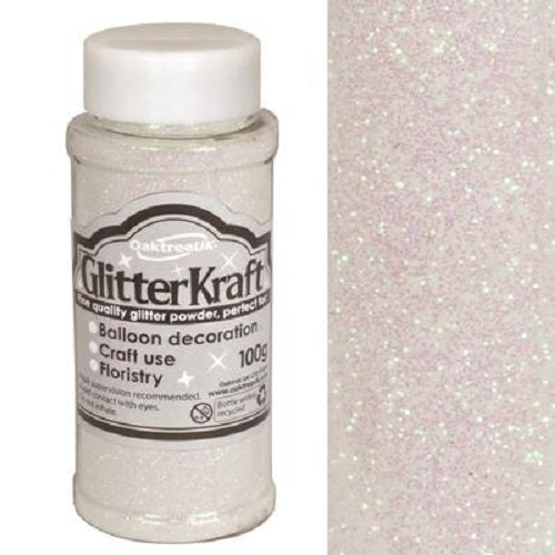 100g Glitter Pot - Iridescent