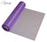 29cmx25m Organza Fabric Sheer Roll Purple
