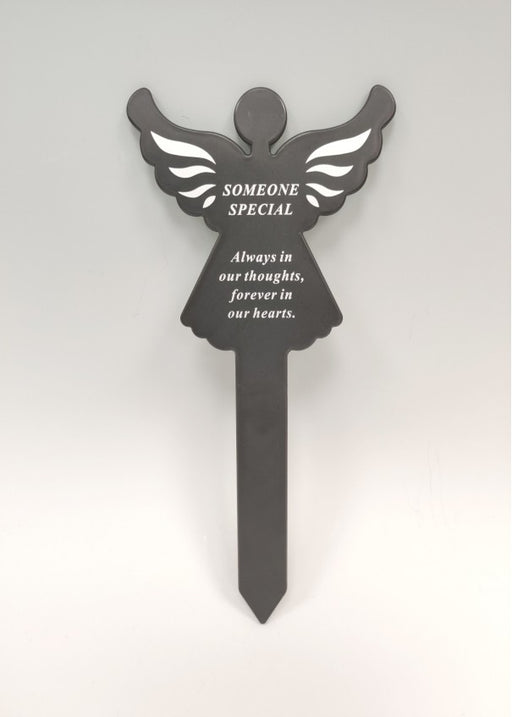 Plastic Black Angel Spike -Someone Special