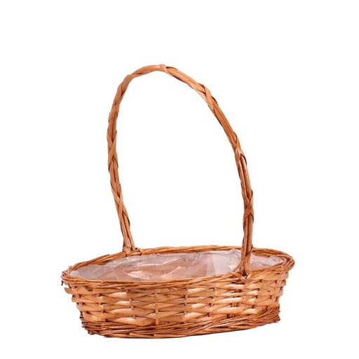 Punt Basket with handle (35cm)