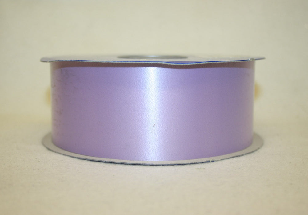 "Lilac - lavender -  Florist Poly Ribbon - 100 yards - 2"" Wide"