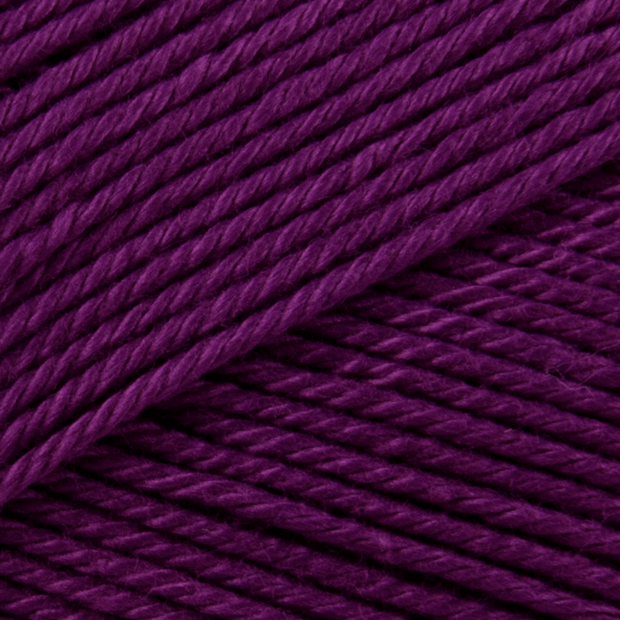 100% Cotton Yarn - Double Knitting x 100g - Fuchsia