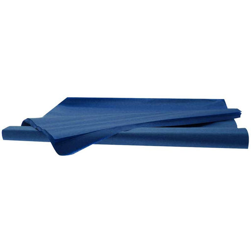 Full Ream of Tissue Paper Royal Blue 240 sheets