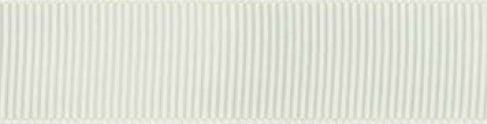 6mm x 20m Grosgrain Ribbon - Ivory