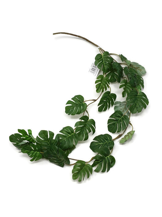 Mini Monstera Leaf Trail x 68cm
