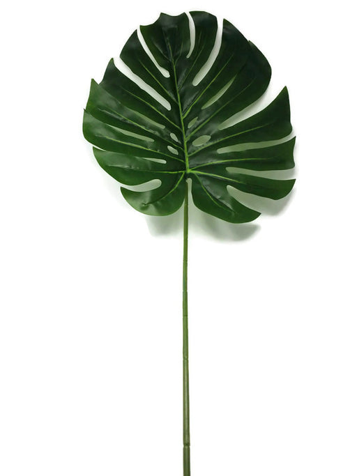 93cm Real Touch Monstera Leaf