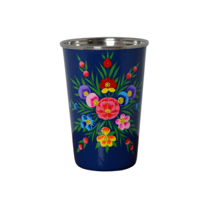 Load image into Gallery viewer, Large Tumbler // Garland