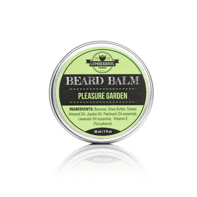 "Baume à barbe ""Pleasure Garden"" - 30ml"