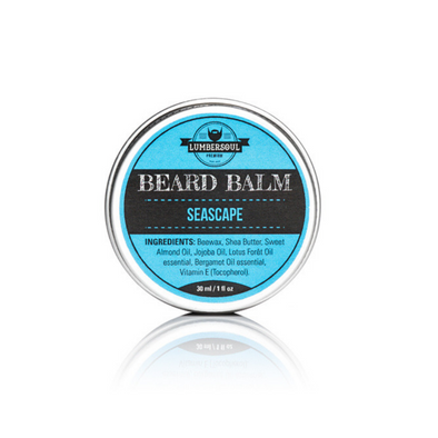 "Baume à barbe ""Seascape"" - 30ml"