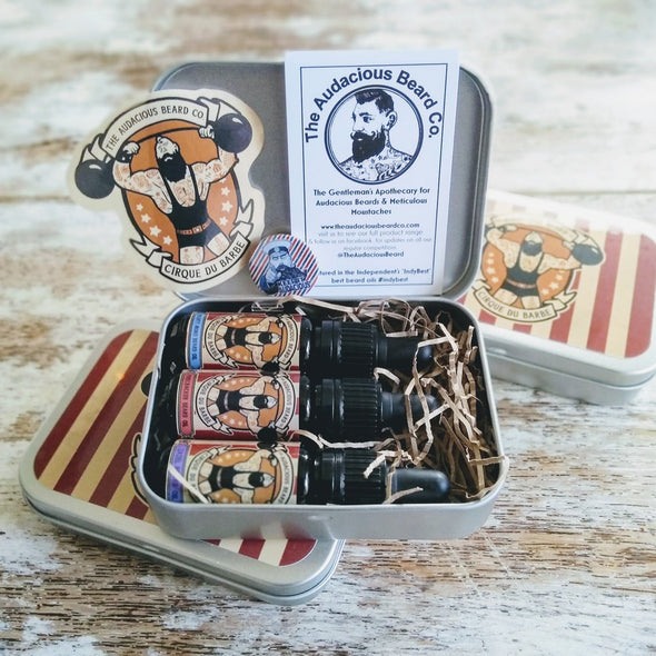 "Coffret Collection ""Cirque du Barbe"""