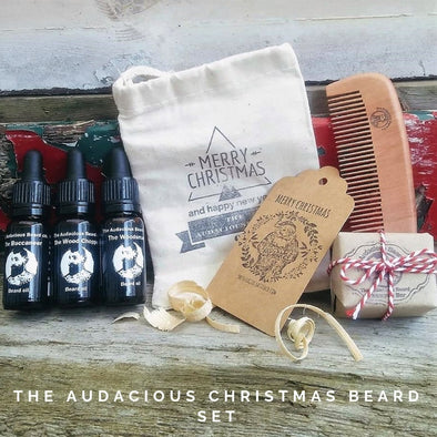 "Coffret de Noël ""The Audacious Beard"""
