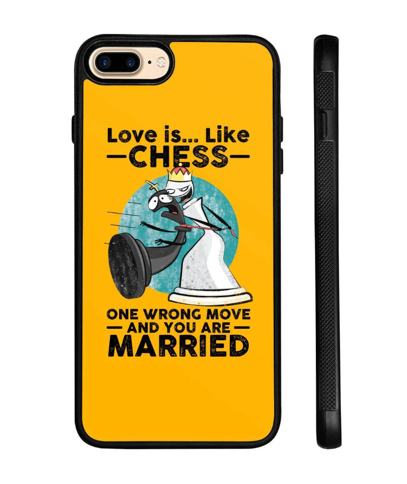 Chess iPhone case Marry or not?!