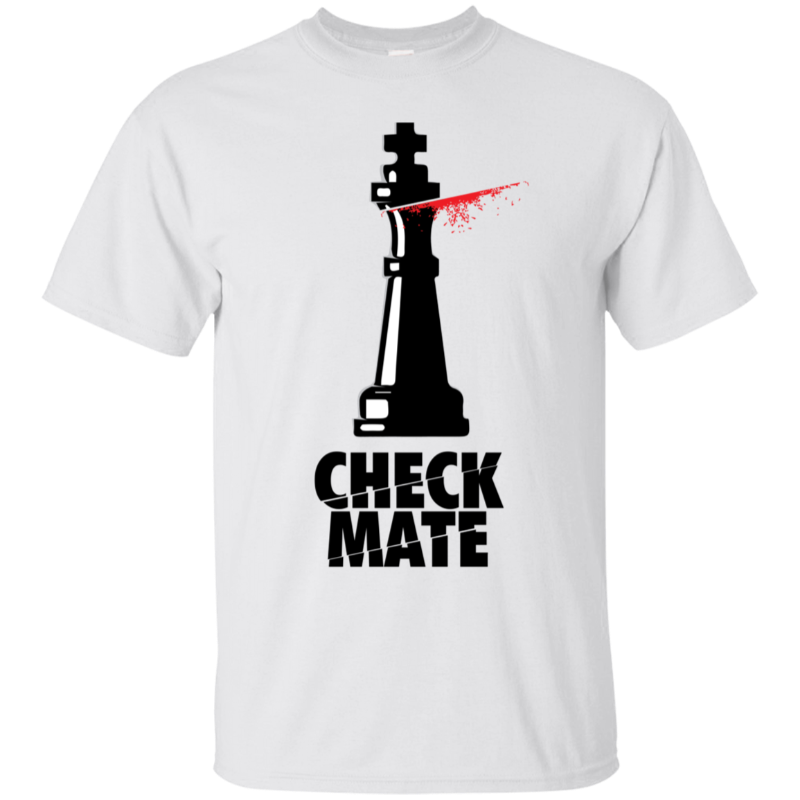 Chess t-shirt Kill Bill