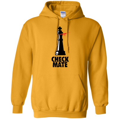 Chess hoodie Kill Bill