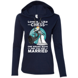 Chess hoodie Marry or not?!