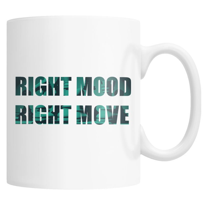Chess mug Right Mood