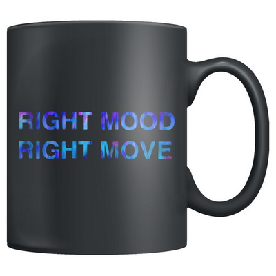 Chess mug Right Mood - Right Move