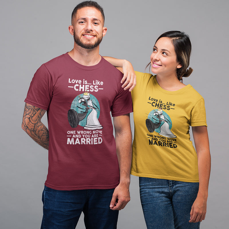 Marry or not?! T-shirt