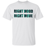 Chess t-shirt Right Mood - Right Move