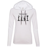 Chess Hoodie Think Big