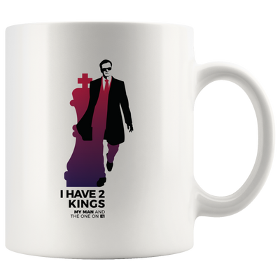 Chess mug 2 Kings