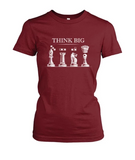 Chess T-shirt Think Big