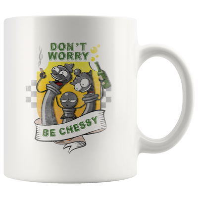 Chess mug Don't worry