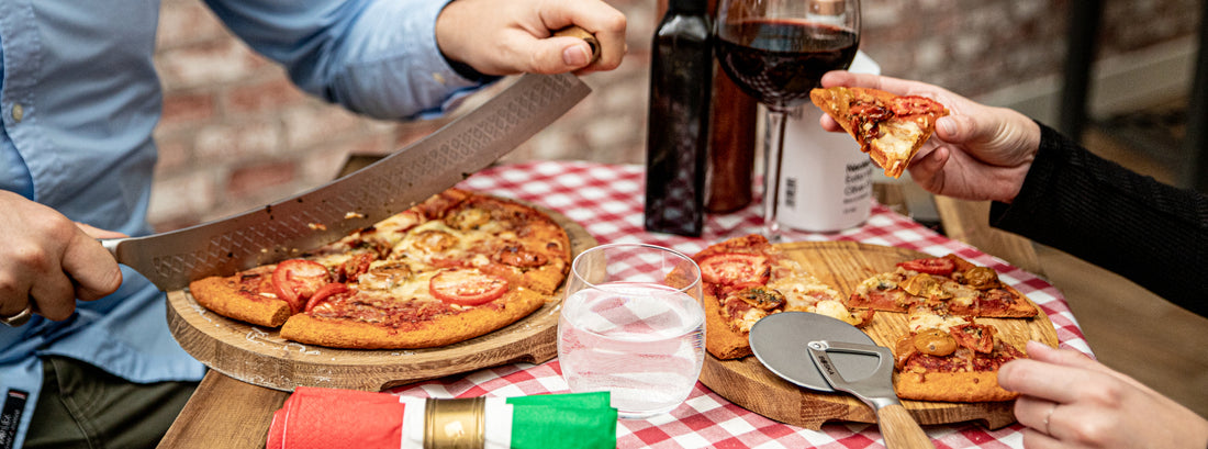 5 tips for creating the perfect (corona-proof) pizza party @ home