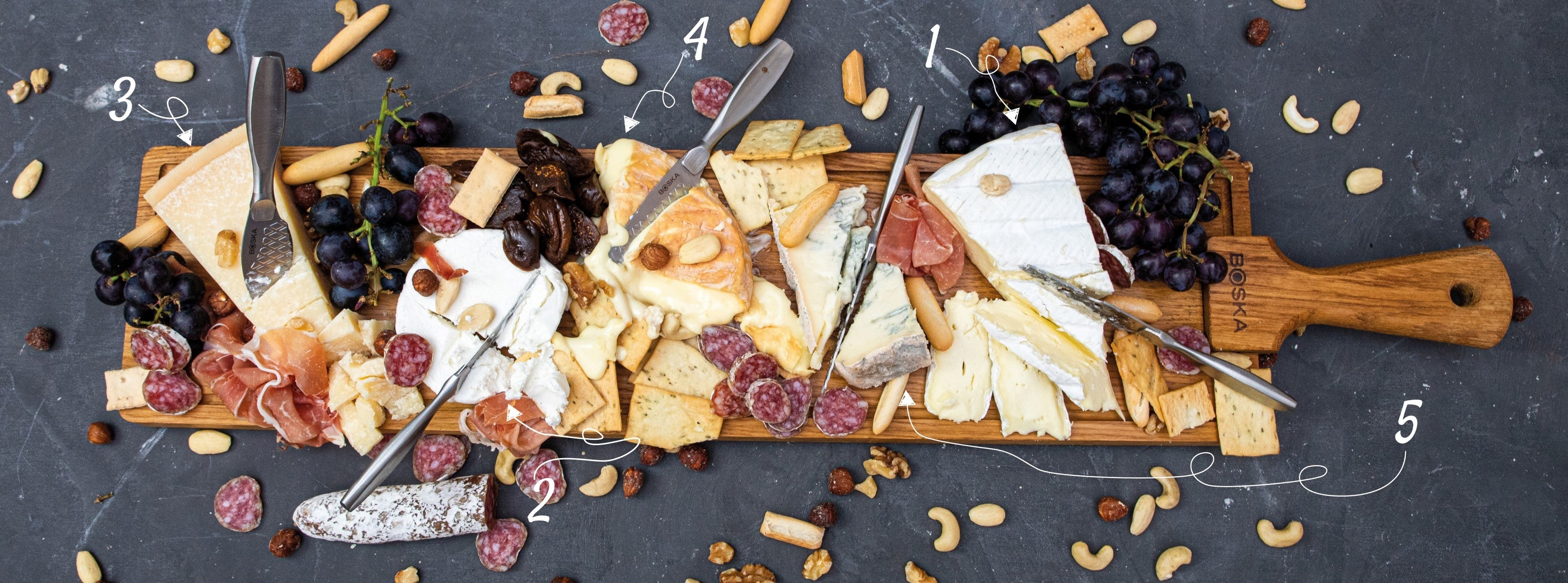 Boska Perfect Cheese Platter